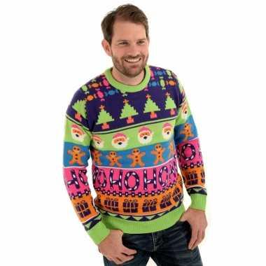Foute kersttrui sweet mashup 10095488